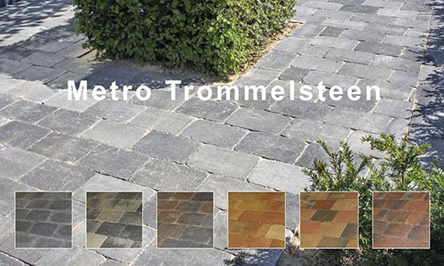 Metro Trommelsteen