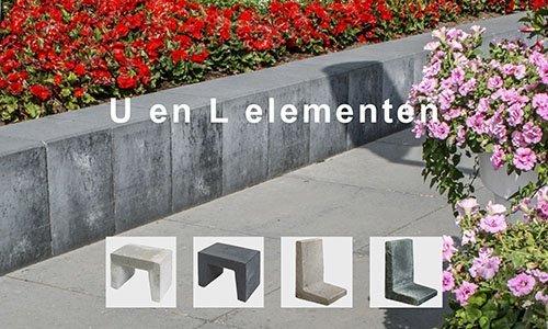 U en L elementen