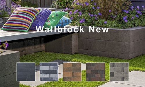 Wallblock New - Strak Stapelbok