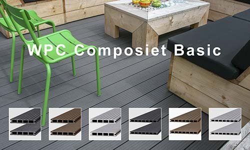 WPC Composiet Basic