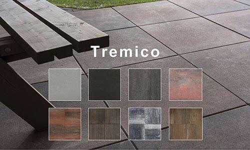 Tremico Terrastegels