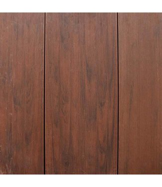 WPC dekdeel Multicolor Brown 2,5x25x395 cm
