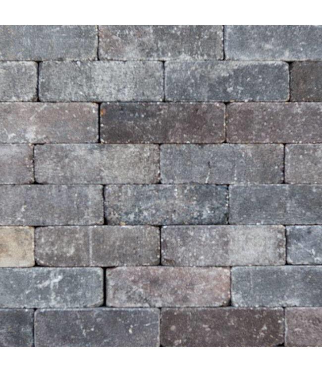 Dikformaat Bruin-zwart  21x7x7 cm