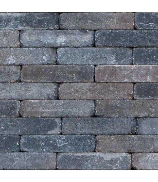 Waalformaat Bruin-zwart  20x5x7 cm