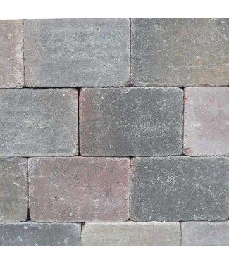Brons genuanceerd 20x30x6 cm