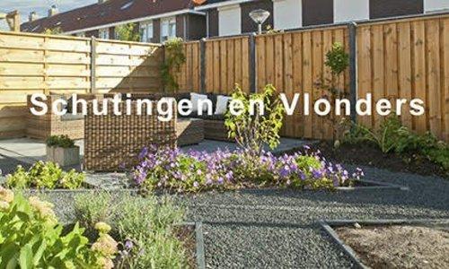 Schuttingen - Vlonders