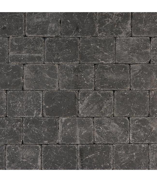 Tambour Antraciet 15x20x6 cm