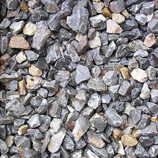 Ardenner brokjes grijs 25-40mm
