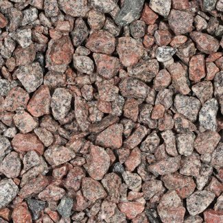 Granietsplit rose-rood 8-16mm