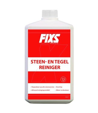 Fixs Steen- & tegelreiniger