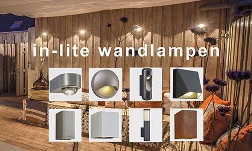 In-Lite Wandlampen