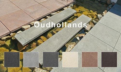 Schellevis Oud Hollands Grijs opsluitband