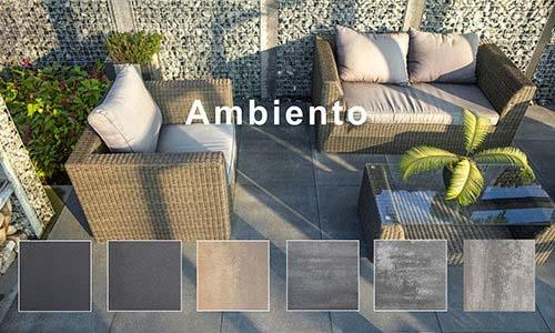 Productgroep ambiento betontegels
