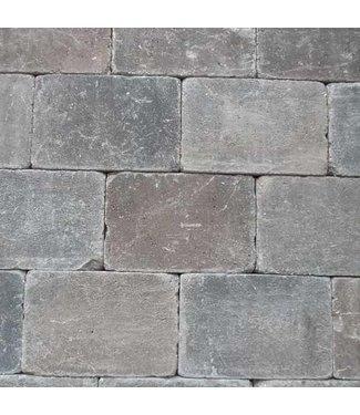 Bruin-zwart 15x20x6 cm