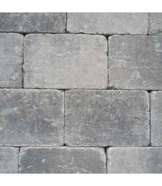Grijs-zwart 15x20x6 cm