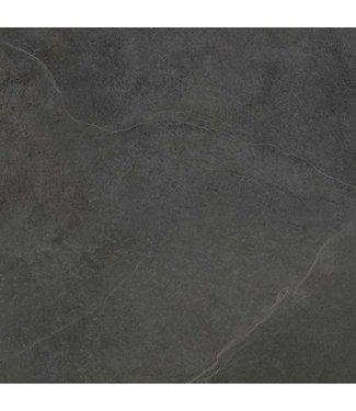 Cerasolid Pizarra Antracite 60x60x3 cm