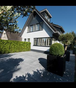 Oud Hollandse Tegel 100x100x5 carbon