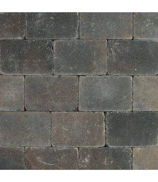 Bruin-zwart  20x30x6 cm