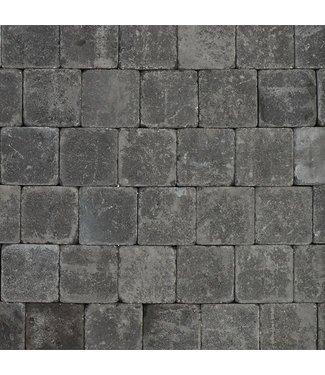 Tambour Antraciet 10x10x6 cm