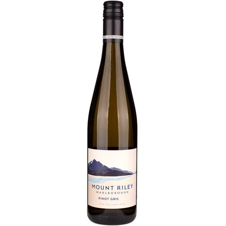 Mount Riley Pinot Gris 2017