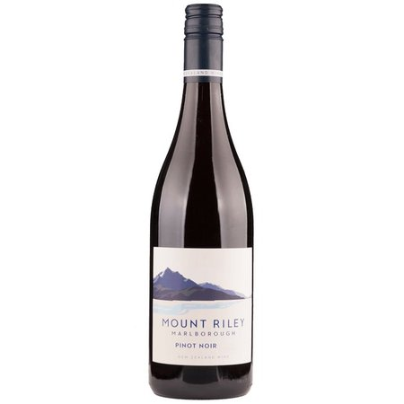 Mount Riley Pinot noir 2018