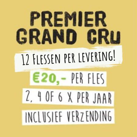 Wijnabonnement Premier Grand Cru