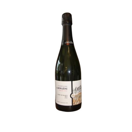 A. Bergère Champagne Blanc de Blancs Brut - Soléra
