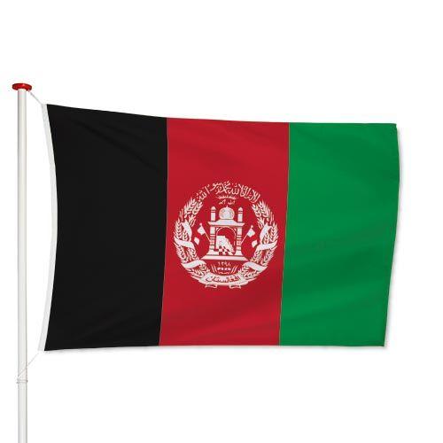 Afghaanse Vlag