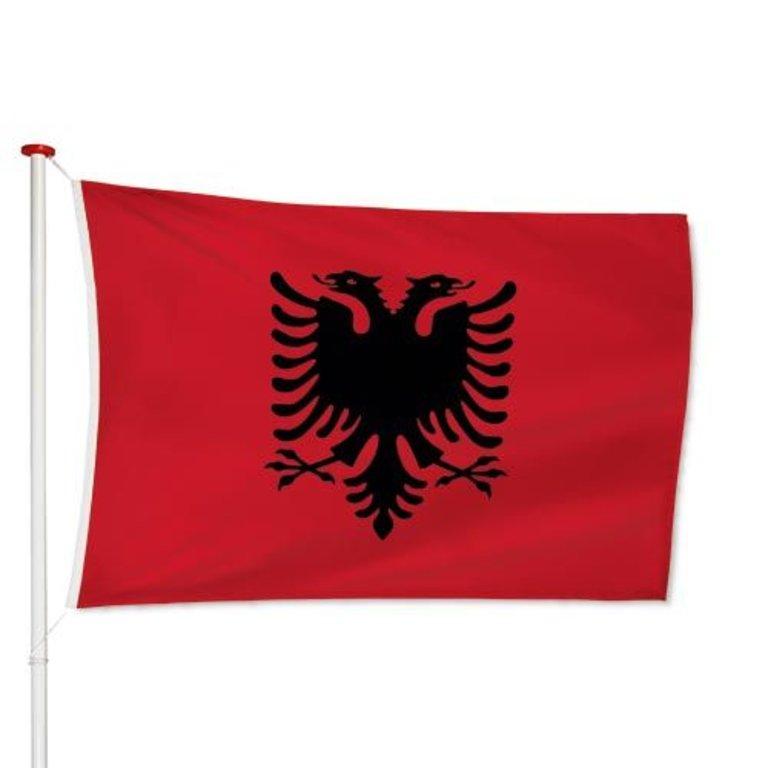 Albanese Vlag