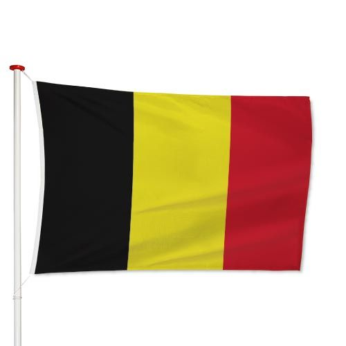 Belgische Vlag Belgie