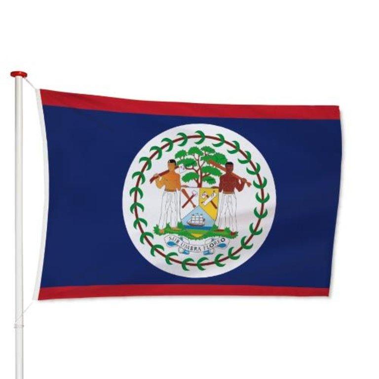 Belizaanse Vlag