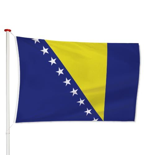 Bosnische Vlag