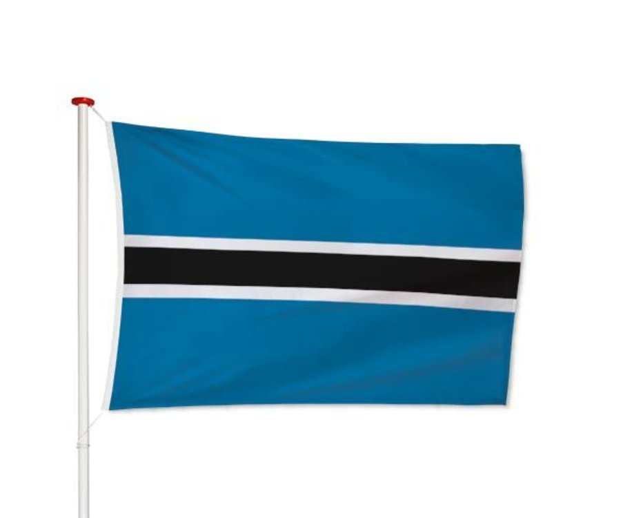 Botswaanse Vlag