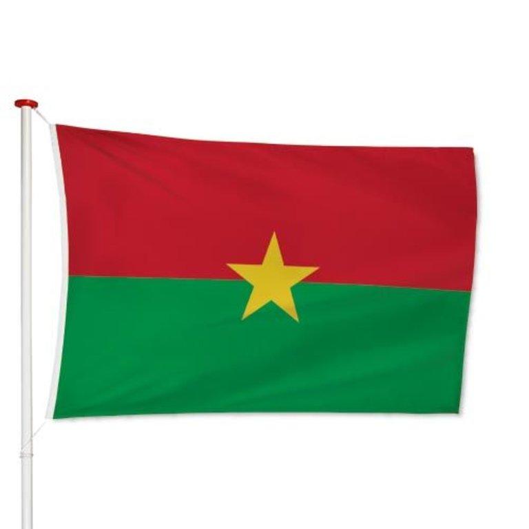 Burkinese Vlag