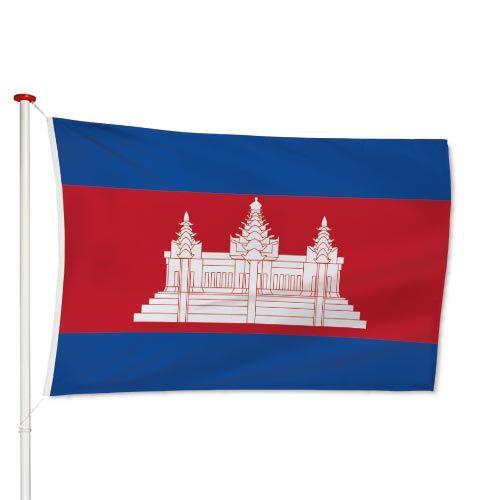 Combodjaanse Vlag
