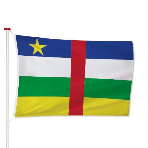 Centraal-Afrikaanse Vlag