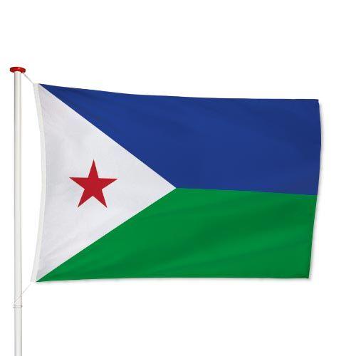 Djiboutiaanse Vlag