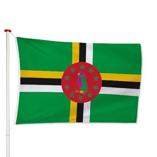Dominicaanse Vlag