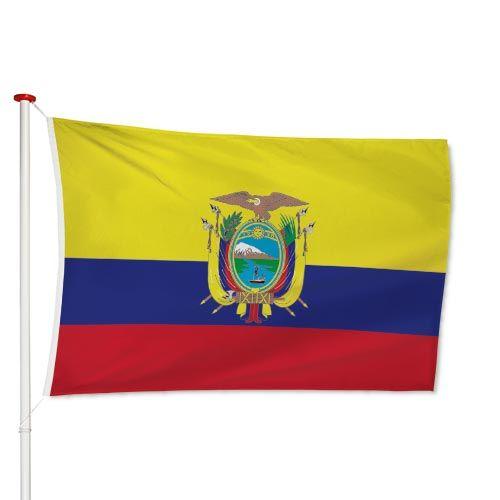 Ecuadoraanse Vlag