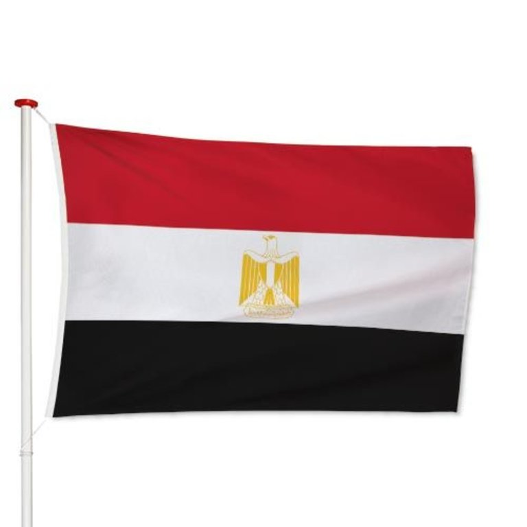 Egyptische Vlag
