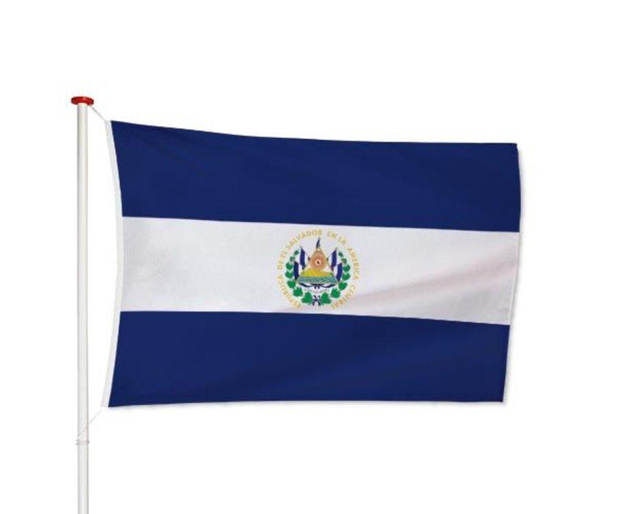 El Salvadoraanse Vlag