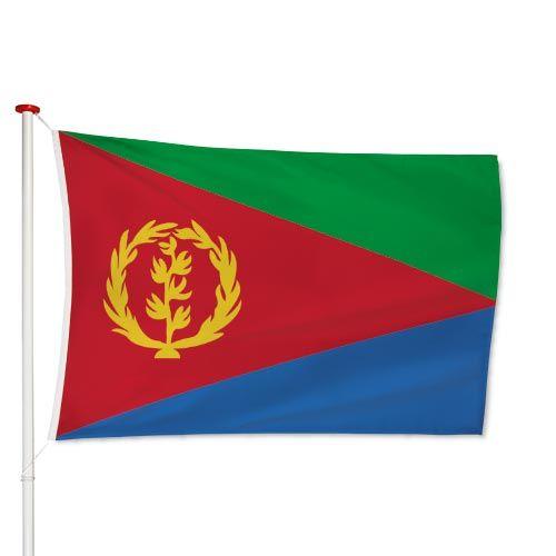 Eritrese Vlag