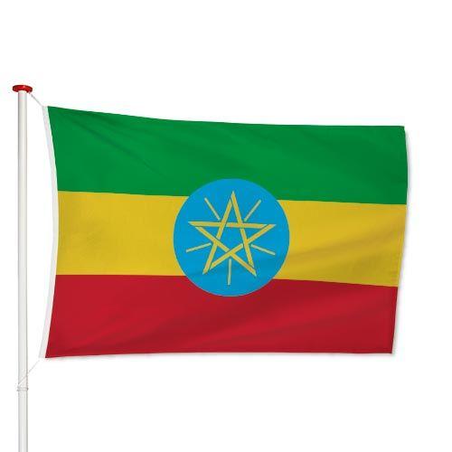Ethiopische Vlag