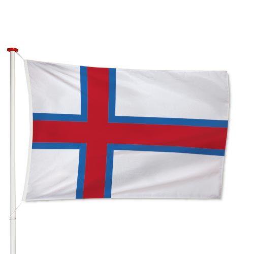 Faeroer Eilanden Vlag