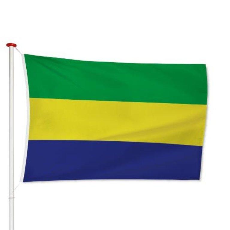 Gabonese Vlag