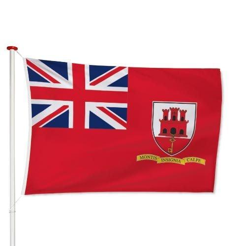 Gibraltarese Vlag