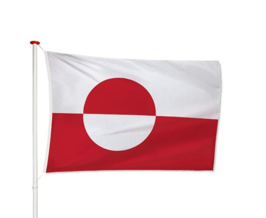 Groenlandse Vlag