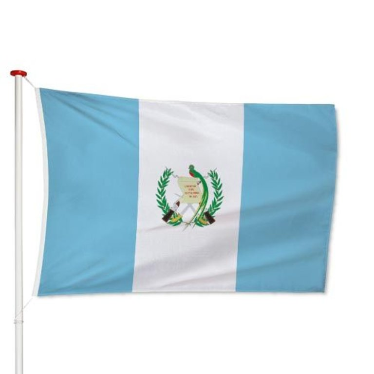 Guatemalaanse Vlag