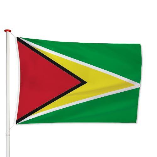 Guyanese Vlag