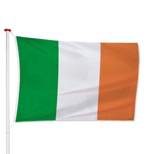 vlag ierland kopen? online uw ierse vlag bestellen! - vlaggen unie